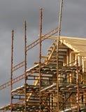 新的房子 免版税图库摄影
