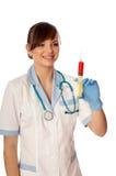 新的抗生素 免版税库存照片