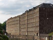 新的拉纳克世界遗产名录站点在苏格兰 库存照片