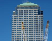 新的摩天大楼约克 库存图片