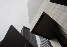 新的摩天大楼约克 免版税库存图片