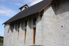 新的教会 库存图片