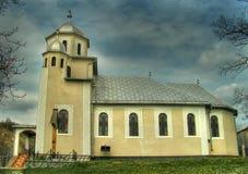 新的教会 免版税库存照片