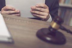 新的案件 免版税库存图片