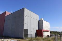 新的梅特私有医院的发电站,斯普林菲尔德,布里斯班 免版税库存照片
