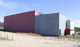 新的梅特私有医院的发电站,斯普林菲尔德,布里斯班 图库摄影