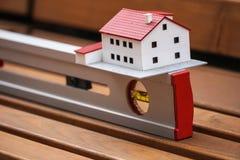 新的楼房建筑 免版税图库摄影