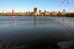 新的池塘约克 免版税库存照片