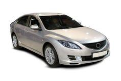 新的汽车 免版税库存图片