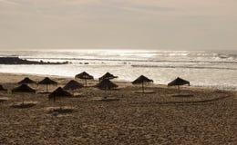 新的海滩 免版税图库摄影