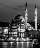 新的清真寺伊斯坦布尔 库存图片