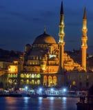 新的清真寺 免版税图库摄影
