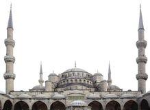 新的清真寺- Yeni Cami在伊斯坦布尔,土耳其 图库摄影