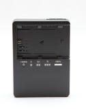新的照相机蓄电池充电器 免版税图库摄影