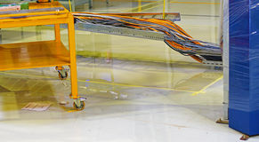 新的环氧区域盖子 库存图片