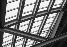 新的现代建筑学 库存照片
