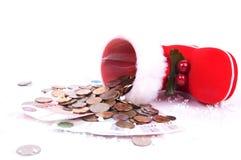 新的现年 免版税库存图片