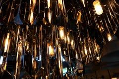 新的电灯泡varites设计 库存照片