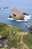 新的矿块点西兰 免版税库存照片