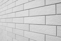 新的砖墙的样式 库存图片