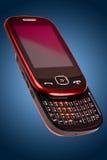 新的移动电话设计 免版税库存图片