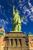 新的约克新的约克-拉斯维加斯 免版税图库摄影