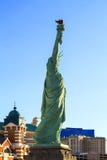 新的约克新的约克-拉斯维加斯 免版税库存图片