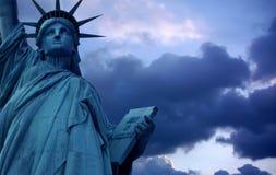 新的美国约克 免版税库存图片