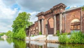 新的荷兰在圣彼得堡 库存照片