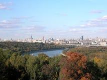 新的莫斯科 免版税图库摄影
