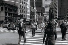 新的街道约克 库存图片