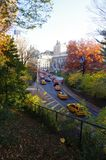 新的街道约克 图库摄影
