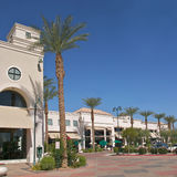 新的购物中心 免版税图库摄影