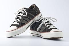 新的运动鞋 免版税库存图片