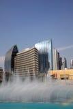 新的迪拜 免版税图库摄影