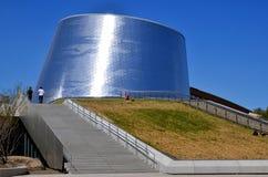 新的里约Tinto Alcan天文馆 免版税库存照片