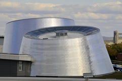新的里约Tinto Alcan天文馆 免版税库存图片