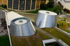 新的里约Tinto Alcan天文馆 库存图片