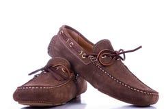 新的鞋子 库存照片