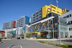 新的麦吉尔大学健康中心 免版税图库摄影