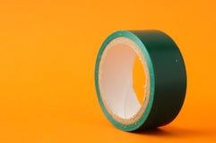 新的绝缘材料磁带卷 免版税库存图片
