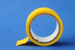 新的绝缘材料磁带卷 图库摄影