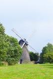 新的Bradwell windwill在米尔顿凯恩斯 库存照片
