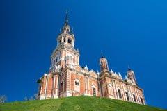 新的Nikolsky大教堂, Mozhaysk,俄罗斯 免版税库存图片