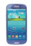新的Samsung SIII 图库摄影