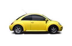新的VW Beatle 免版税库存图片