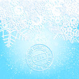 新的year2014.03 免版税库存图片