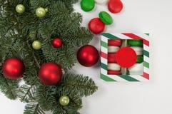 新的Year& x27; s和圣诞节 库存图片