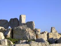 新石器时代的寺庙 图库摄影