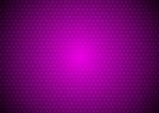 新紫罗兰色日本未来派黑暗的紫色Techno数字式东方装饰样式纹理背景例证墙纸 库存例证